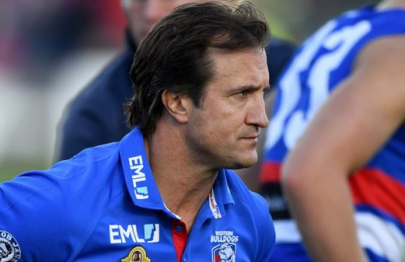 Beveridge can see blue skies after win against Suns