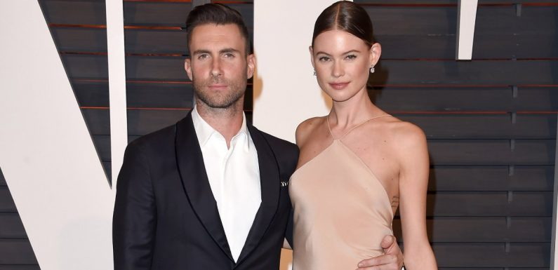 21 Times Behati Prinsloo and Adam Levine Proved Their Style Makes Them Superstar Parents