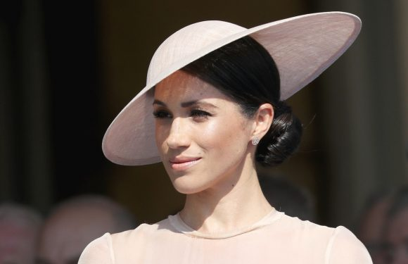 Meghan Markle's First Outfit As A Royal Is Basically A Third Wedding Look
