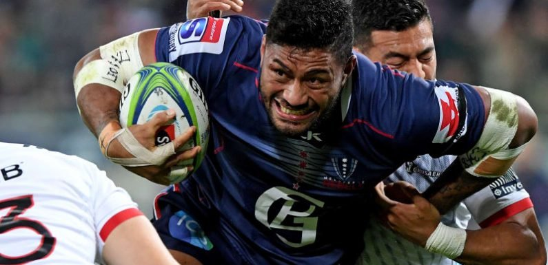 Crusaders punish Rebels as Genia injures knee