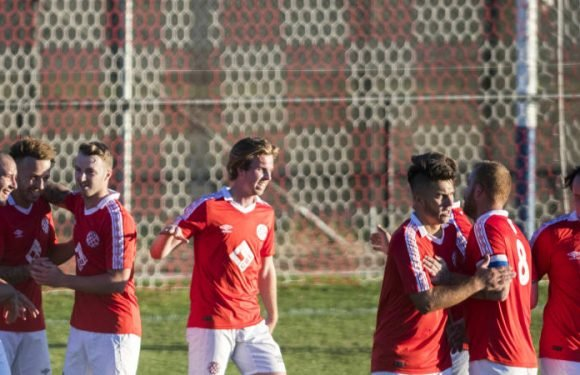 Canberra thrash Cooma 7-2 with final five goals coming after red card