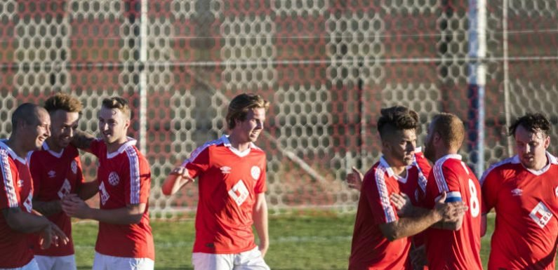 Canberra thrash Cooma 7-2 with final five goals coming after red
