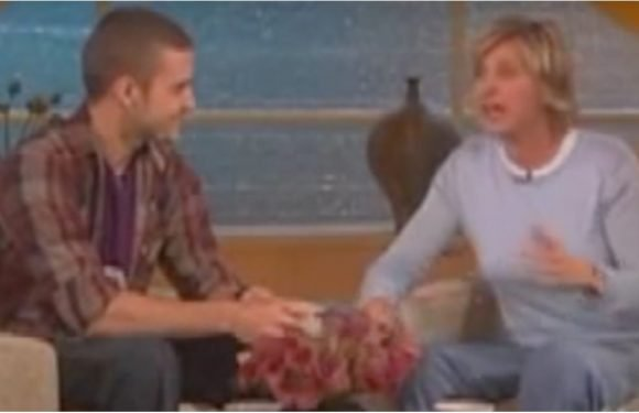 Everyone Needs to Take 5 to Watch JT's First Appearance on The Ellen Show 15 Years Ago