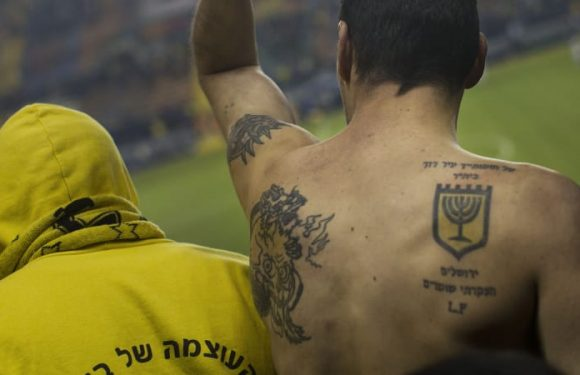 Jerusalem football club changes name to honour Donald Trump