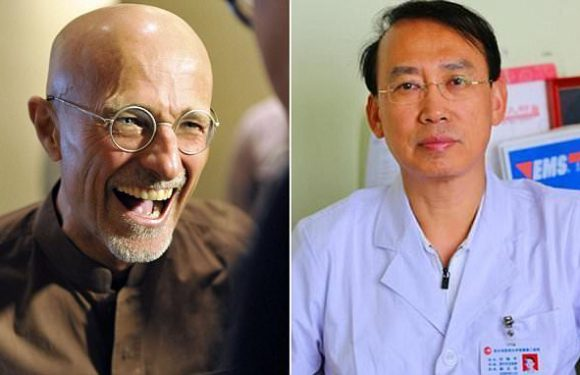 Surgeons in China are planning the world's first human HEAD transplant