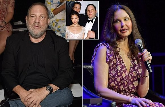 Ashley Judd SUES Harvey Weinstein over lost Lord of the Rings role