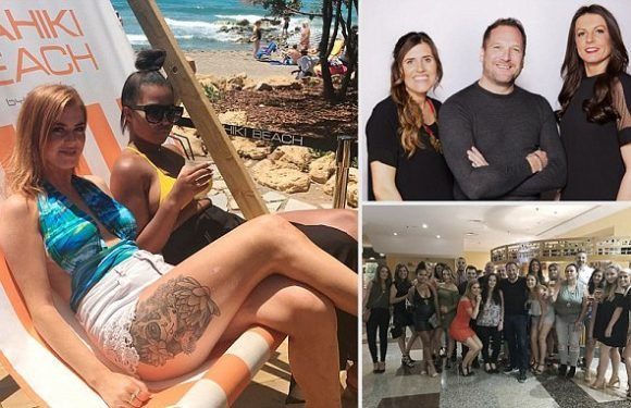 Travel firm owner who treated his staff to a holiday sends two abroad