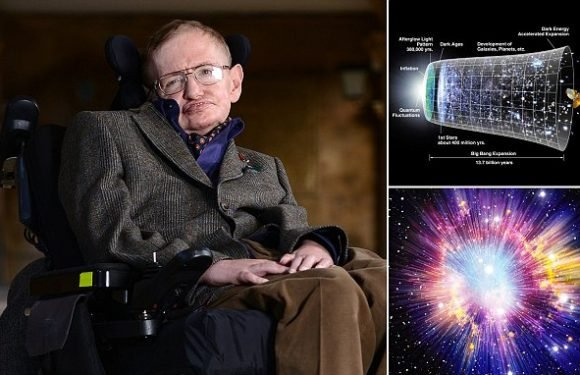 Stephen Hawking's final theory suggests the universe is not infinite