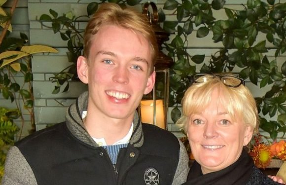 Jo Malone, 54, admits she still makes her 17-year-old son's bed
