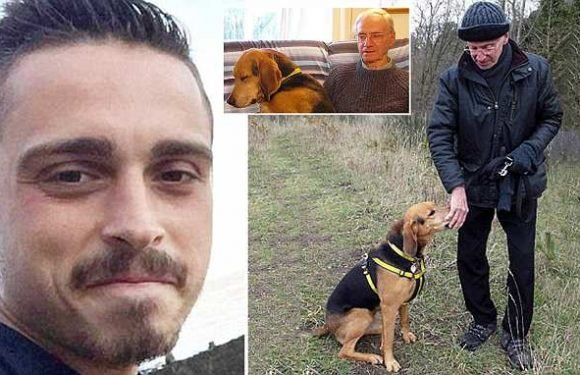Family of mentally-ill man who murdered dog walker said he had knives