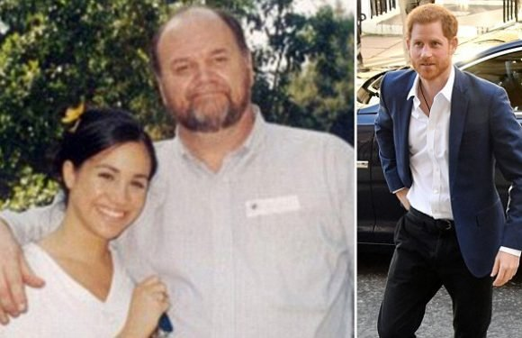 Revealed: Prince Harry STILL hasn't met his father in law