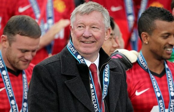 Sir Alex Ferguson is a colossus who still dominates our game
