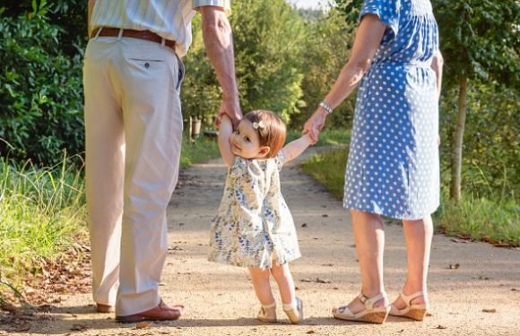 New law to give grandparents right to see grandchildren after divorce