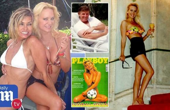 Playmate says she watched Barbara Moore and Trump have sex