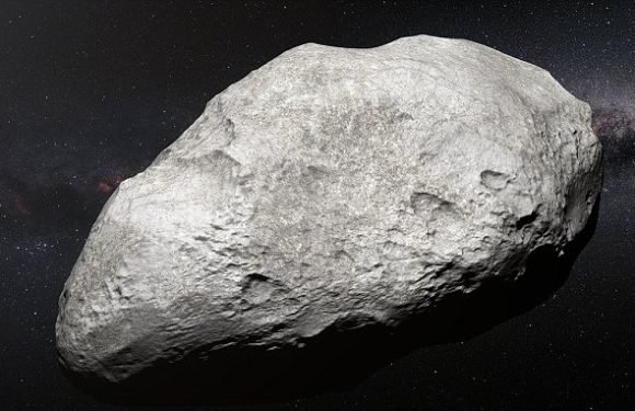 The 'weirdo asteroid': Mystersy object exiled to outer solar system