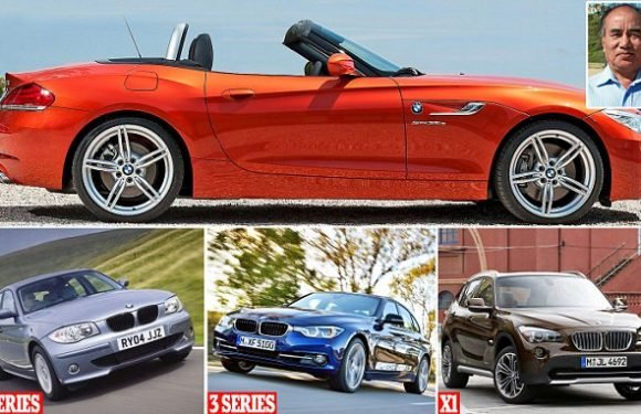 Shaming of BMW: Fury as 300,000 British cars recalled