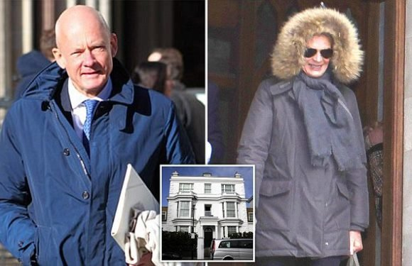 Ex-wife who got £90million in divorce loses latest legal battle
