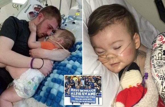 Family to hold private funeral for Alfie Evans