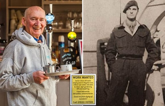 Pensioner who got a job aged 89 dies two months after finally retiring