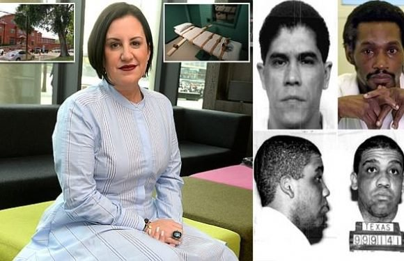 Texas execution witness and mother who has watched 280 men die