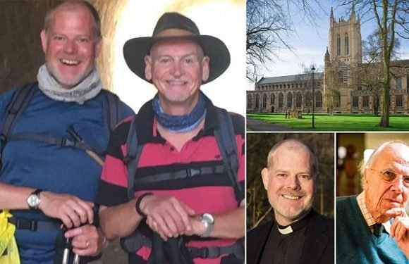 Ex-Conservative Party boycotts Sunday services conducted by a gay dean