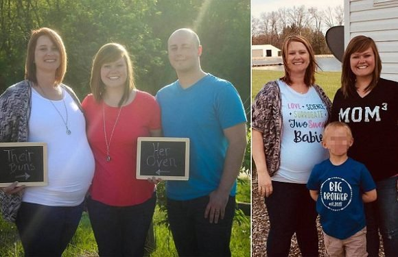 Mom due to give birth to daughter's twins after cancer diagnosis