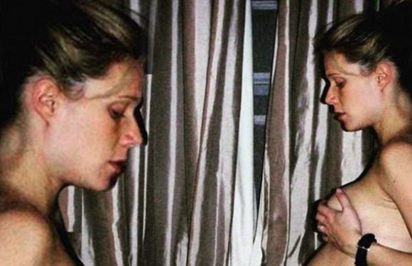 Gwyneth Paltrow rings in Mother's Day with throwback pregnancy nude