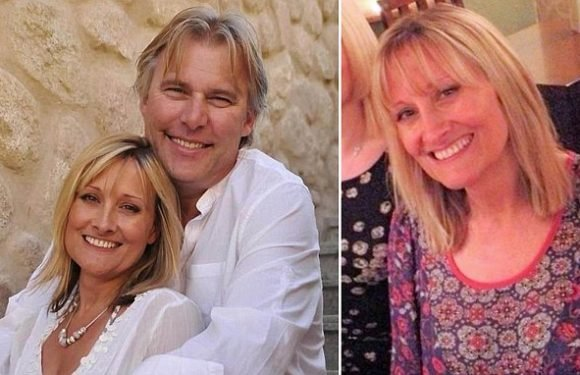 Airline pilot accused of killing his estranged wife 'with a saucepan'