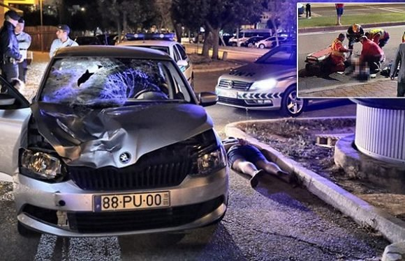 British father, 54, killed by 'drunk' driver during Algarveholiday