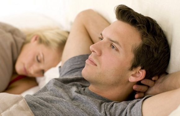 Study reveals it's husbands who are responsible for the lack of sex