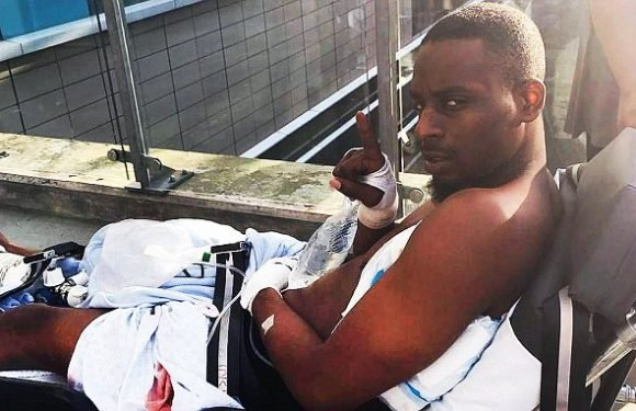 Grime star Saphan 'Safone' Robinson survives second shooting in a year