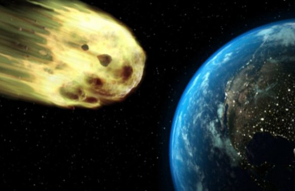 Asteroid the size of the Statue of Liberty will skim past Earth TODAY