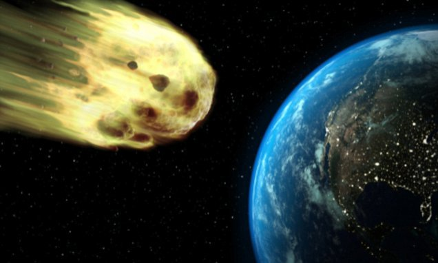 Asteroidthe size of the Statue of Liberty will skim past Earth TODAY