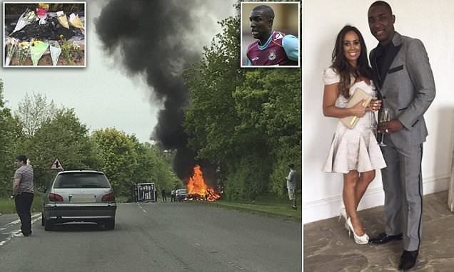 'Devastated' family of Aston Villa defender Jlloyd Samuel pay tribute