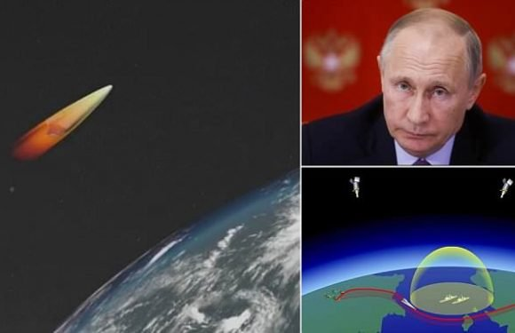 Russia's 'invincible' hypersonic weapon will be ready for war by 2020