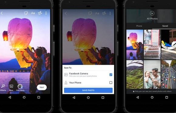Facebook rolls out voice posts, Stories archive and cloud storage