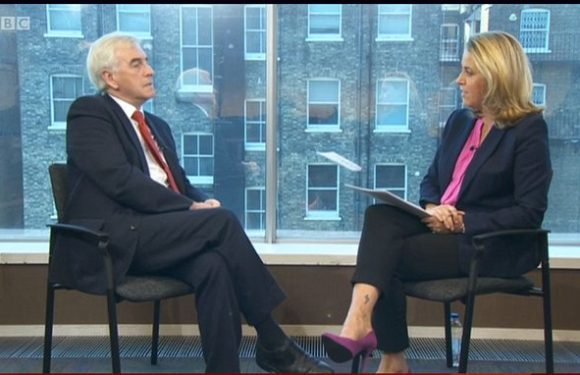 John McDonnell says he wants to 'overthrow capitalism'