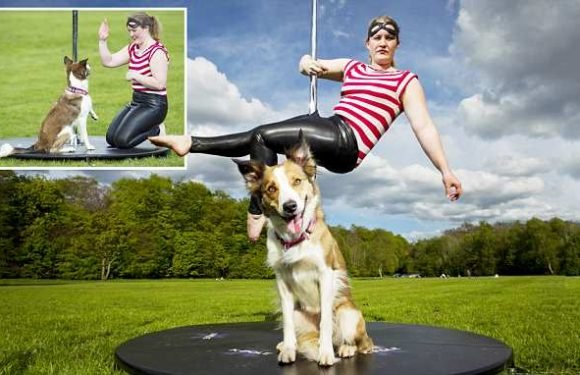 Kennel Club bans pole dancer from unveiling raunchy new dog show