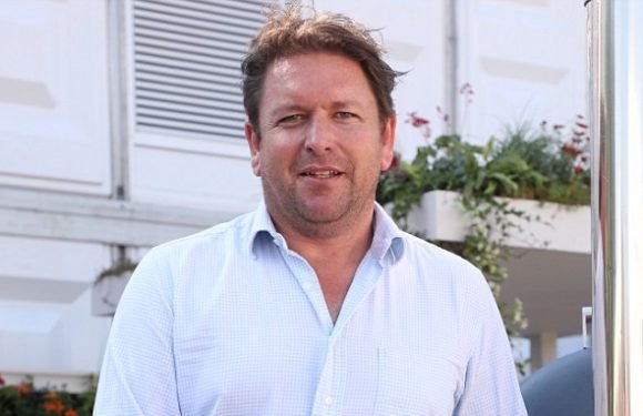 TV chef James Martin reveals HD cameras forced him to diet