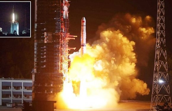 China launches a satellite to explore dark side of moon