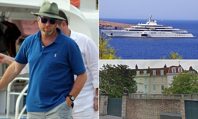 Roman Abramovich is told to prove his wealth is legitimate