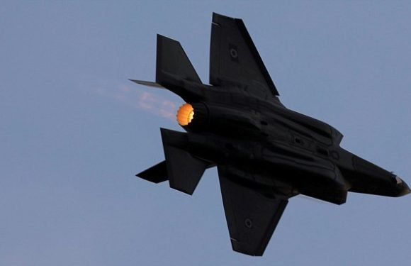 Israel says it is the first country to use U.S.-made F-35 in combat