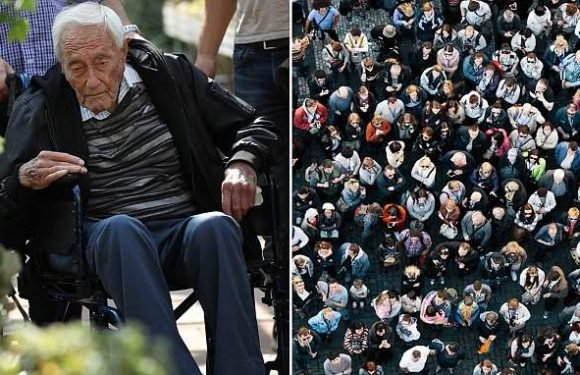 'Too many of us': Suicide scientist, 104, feared for Earth's future