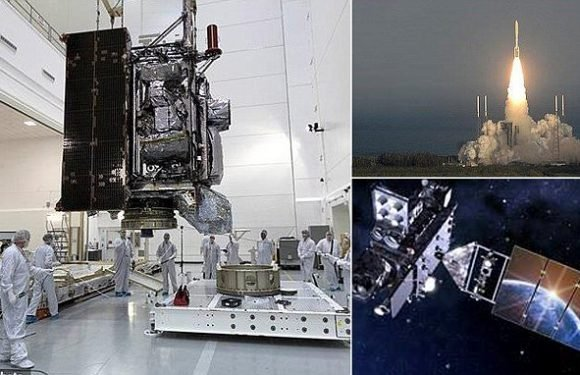 New US weather satellite can't keep cool, could hurt photos