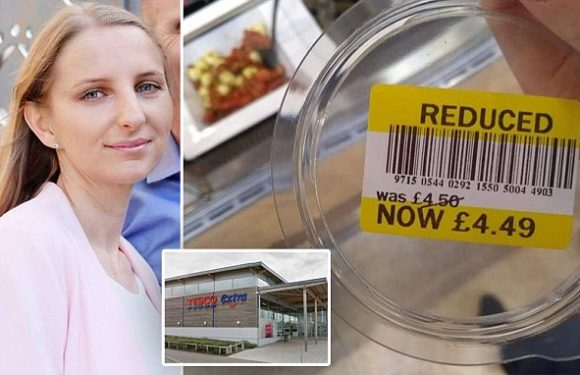 Mother stunned that price of her Tesco olives are reduced by just 1p