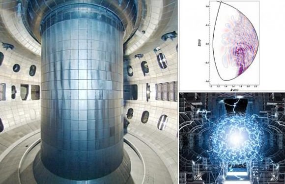 Waves found inside a reactor could make fusion power a reality