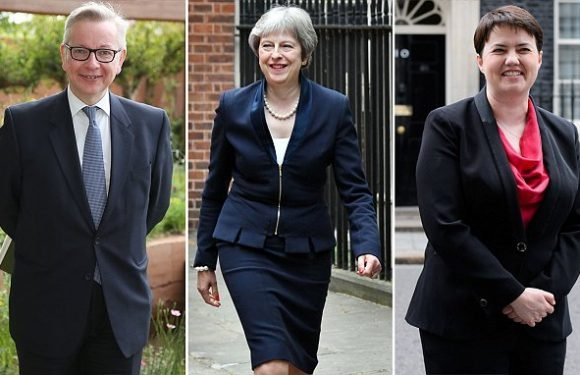 Tory grandees 'plot for Michael Gove to replace Theresa May