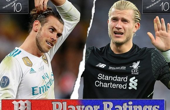 Real Madrid 3-1 Liverpool PLAYER RATINGS