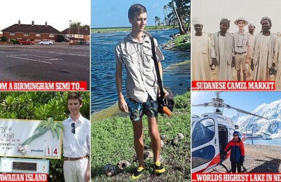 Baby-faced conman who sold the world's richest tourists down the river