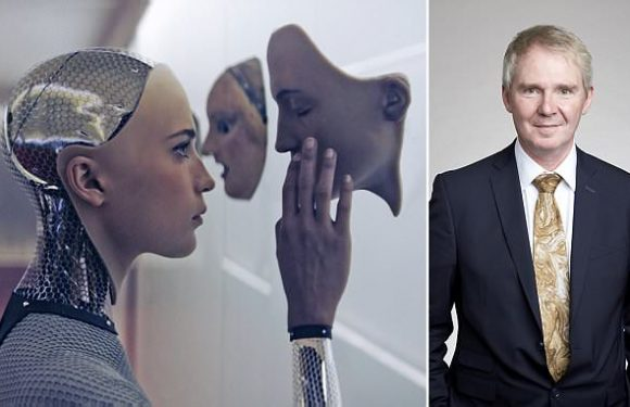Robots and humans will become 'extraordinarily attached'